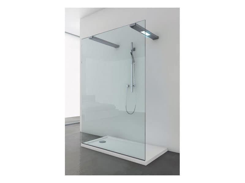 Cabine doccia multifunzione bagno padronale idfdesign for Layout bagno padronale con cabina doccia