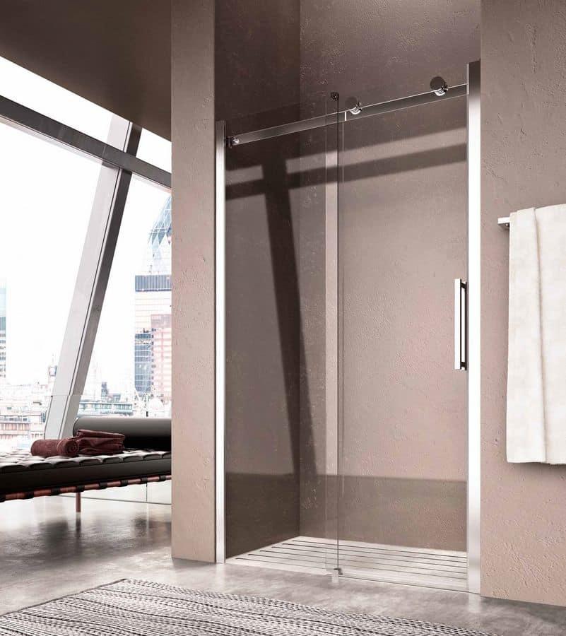 FLUIDA, Box doccia a parete