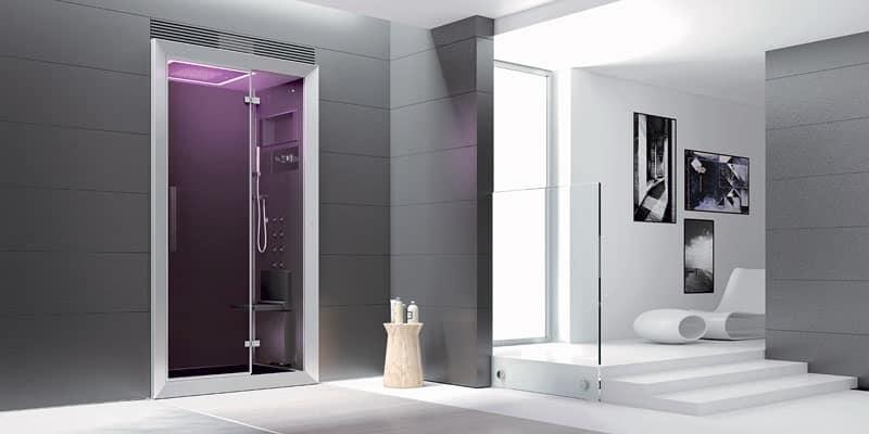 Bagno sanitari box doccia idf - Cabine doccia moderne ...