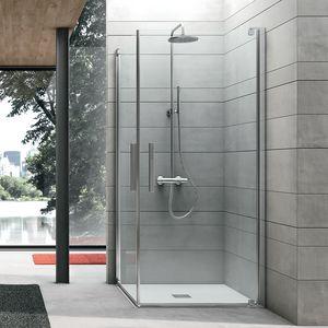Pivot, Box doccia con porta pivottante, per uso domestico