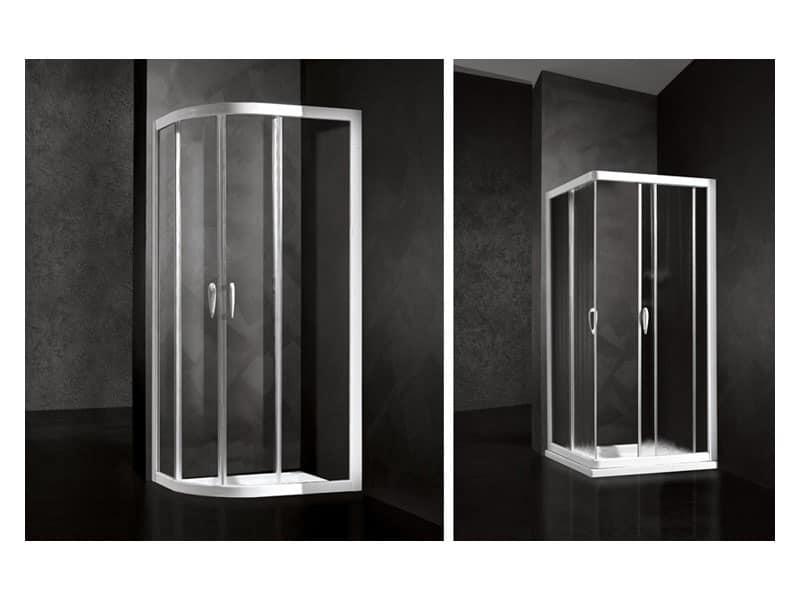 Cabina doccia ikea una collezione di idee per idee di for Idee box doccia