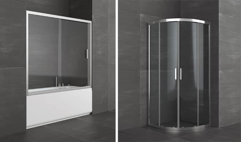 SLINTA 2.0, Cabina doccia multifunzione, per albergo