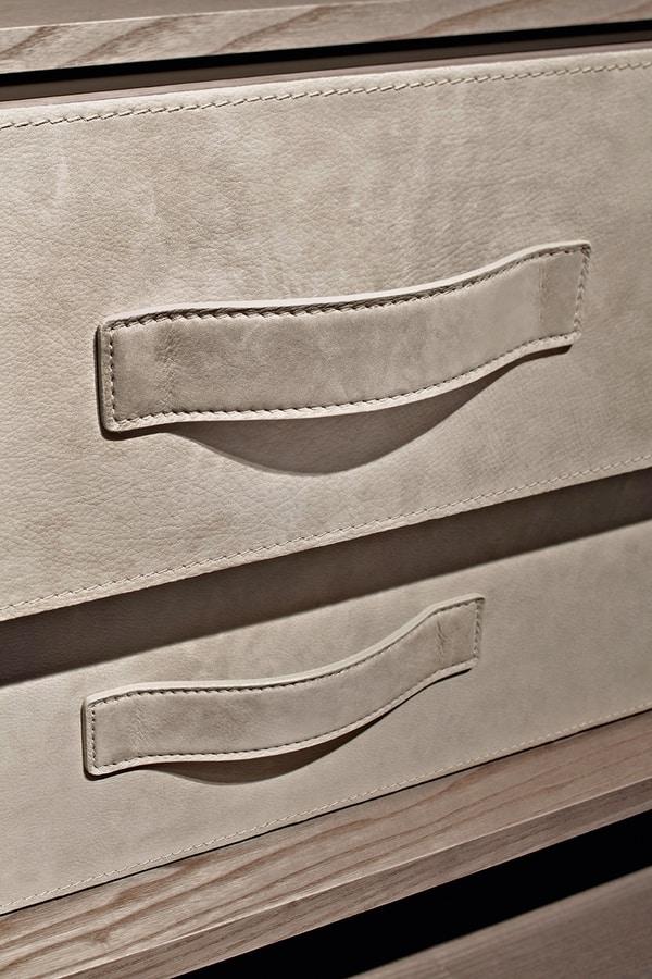 cabina armadio, ordine estetico, misure personalizzabili   idfdesign - Spazi Semplici Personalizzati Cabina Armadio