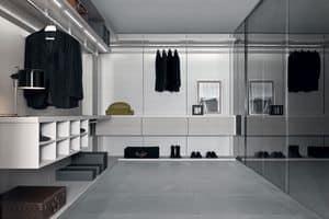 Cabina armadio Anteprima, Cabina armadio per vestiti, Zona notte