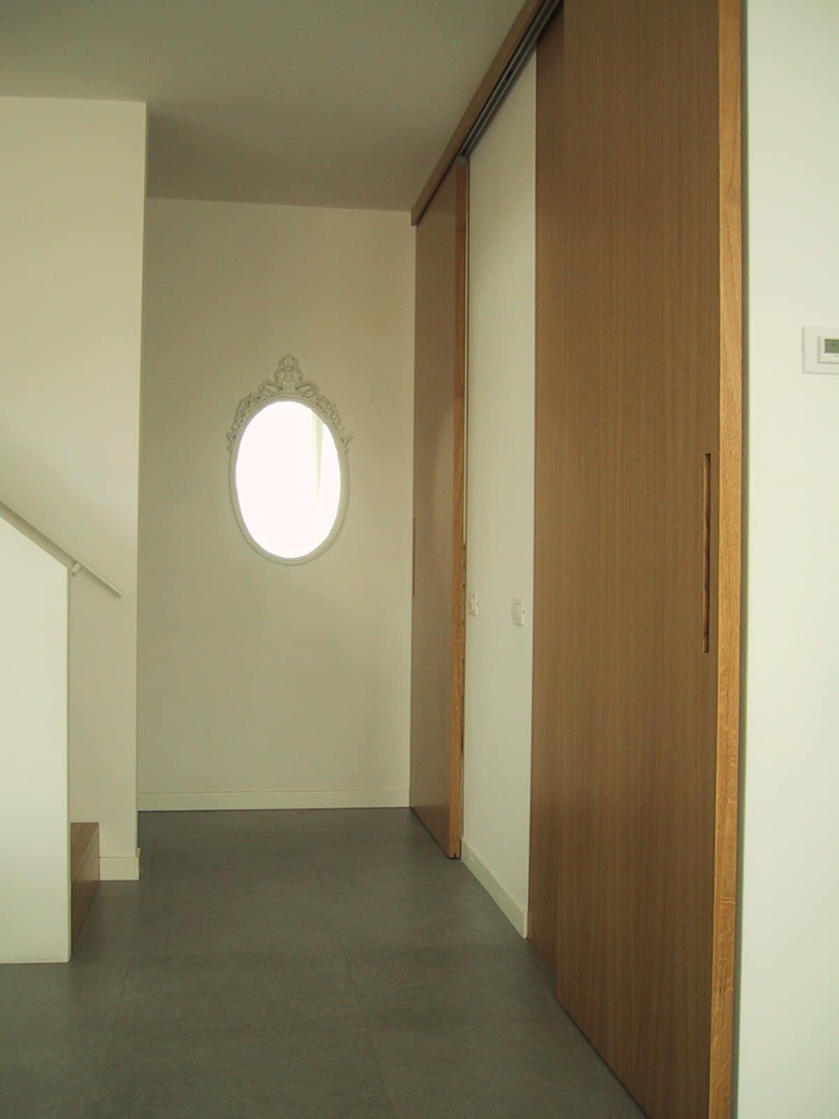 Armadio su misura per corridoio ed camera | IDFdesign