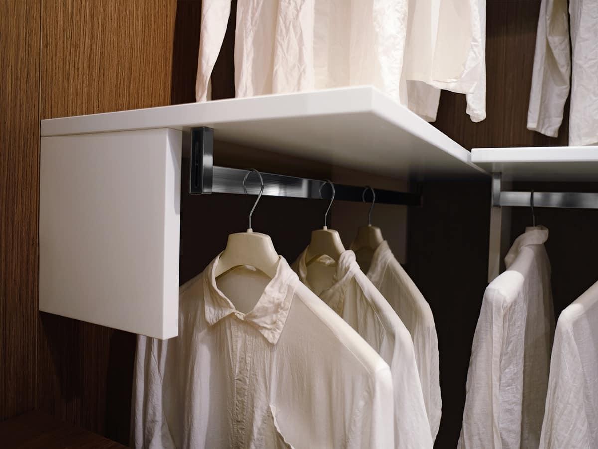 Cabina Armadio Home Decor : Cabina armadio pratica e modulare per ville residenziali idfdesign