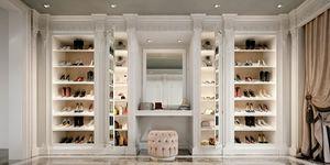 Cabine armadio 9700, Cabina armadio classica di lusso