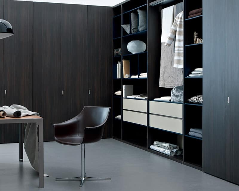 Stanza guardaroba design personalizzabile idfdesign for Armadio stanza