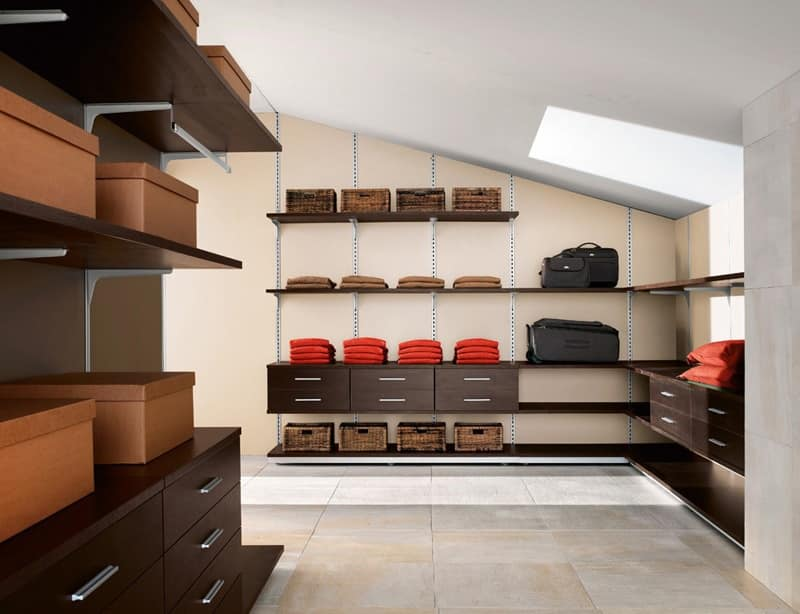 Cabine armadio camere da letto idfdesign - Camere con cabina armadio ...