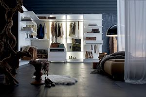 OASI, Cabina armadio componibile e modulare