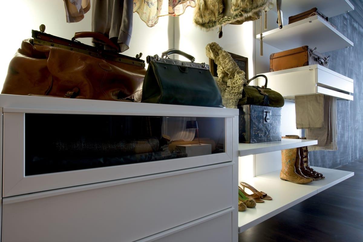 Cabina armadio componibile e modulare   IDFdesign