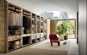 Shop, Elegante e scenografica cabina armadio