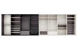 SPAZIOLAB, Cabina armadio modulare, personalizzabile su misura