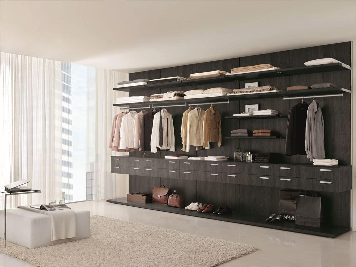 Ta Tac, Cabina armadio ideale per camere da letto moderne