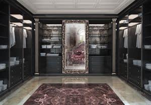 Cabina Armadio Lusso : Arredo guardaroba e cabine armadio di lusso idfdesign