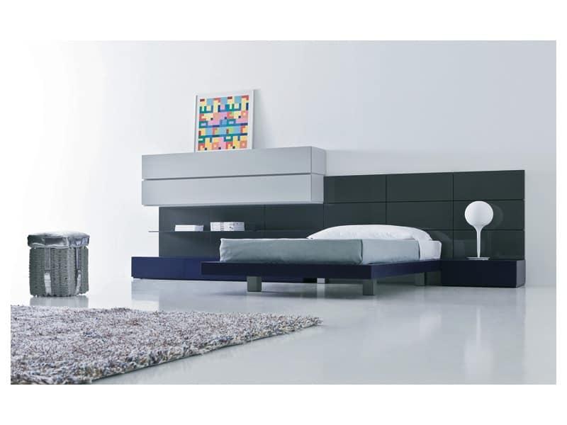 Arredamento per cameretta per bambini personalizzabile - Sistema per leggere a letto ...