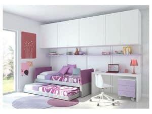 Immagine di Cappuccio, camerette personalizzate per bimbi