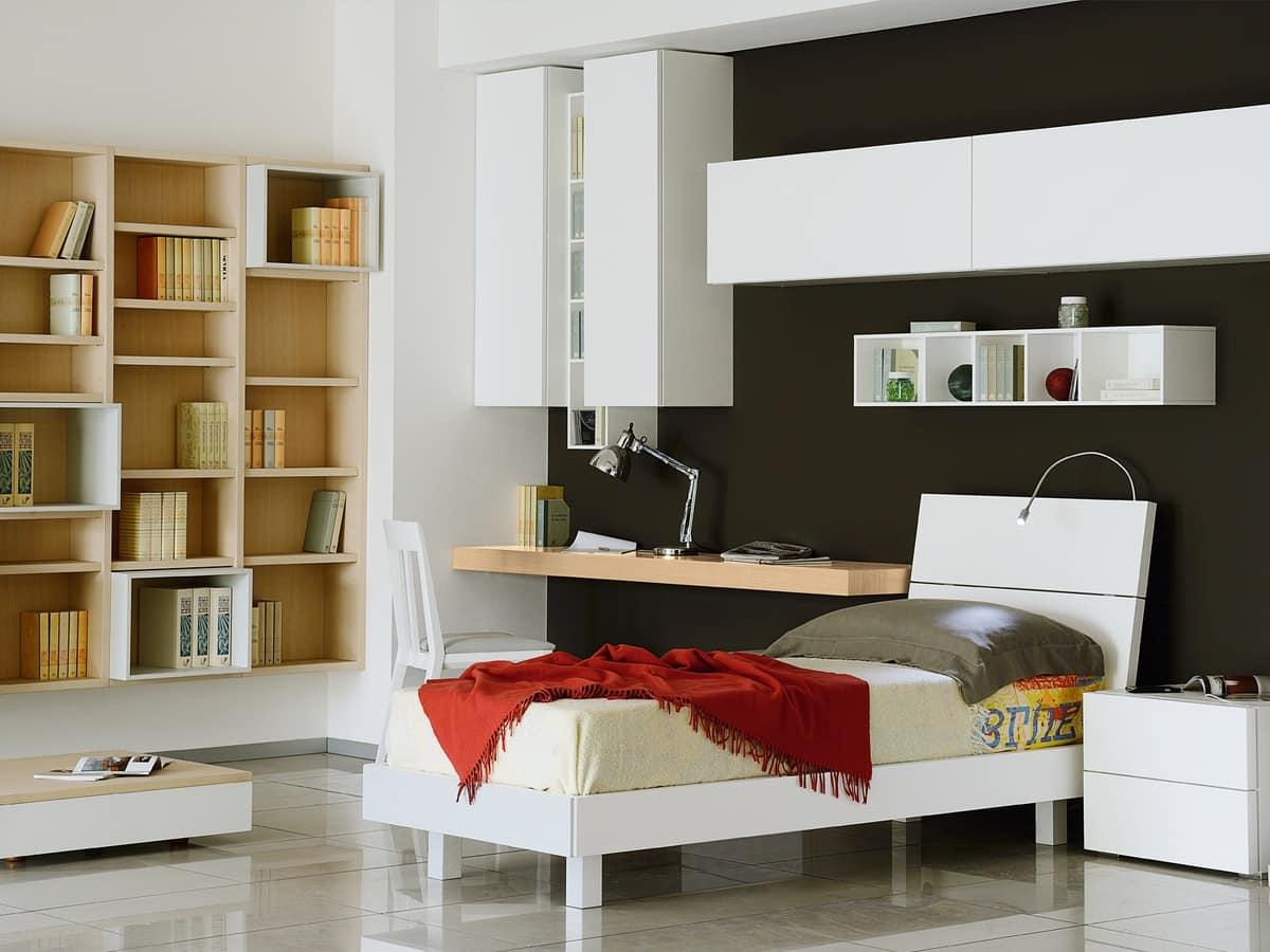 Ikea camera ispirazioni letto da - Ikea letti per bambini ...