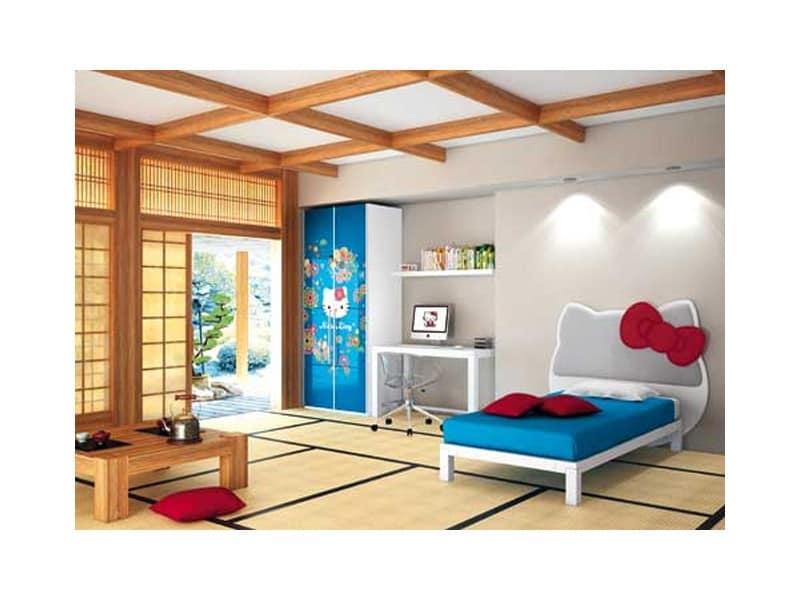 Hello Kitty Schlafzimmer Modernes Wohndesign Katekorte Com