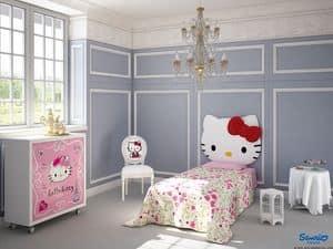 Immagine di Hello Kitty Sofisticata, sistemi componibili per ragazzi