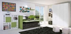 Immagine di Set 18D, ideale per camerette