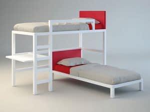 Immagine di Solid wood Bunky 03, camerette personalizzate per bimbi