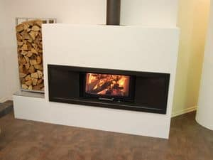 Immagine di New generation 75x39 S, caminetto minimalista