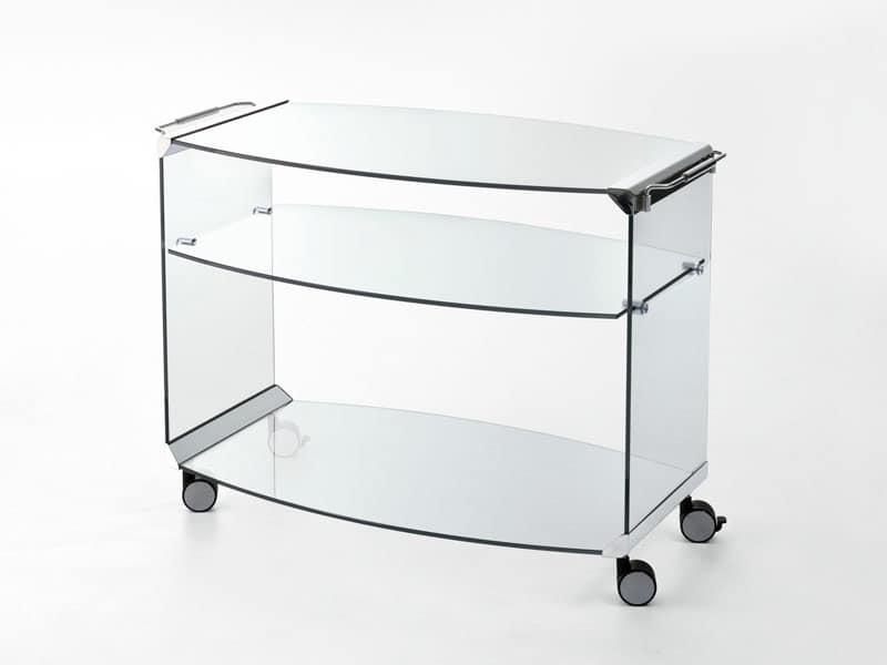 Complementi carrelli vivande idf - Carrello cucina moderno ...