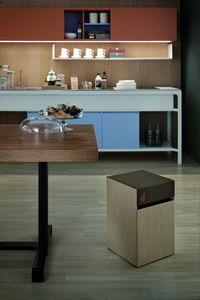 Chairbox, Contenitore per ufficio, su cui ci si pu� sedere