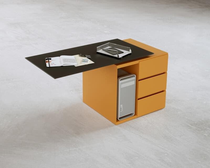 Cassettiere per ufficio idfdesign for Cassettiere design per ufficio
