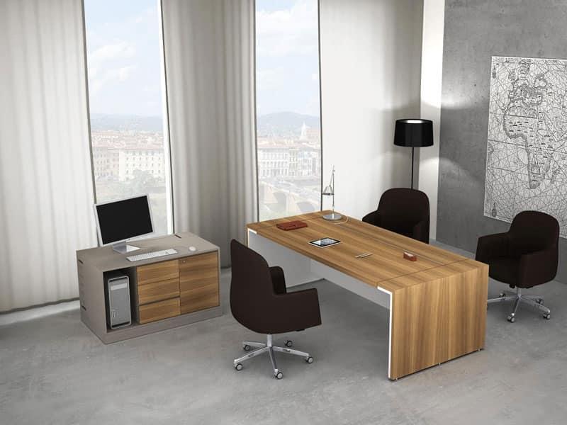 Bancone reception arredamento ingresso arredamento for Design ufficio srl