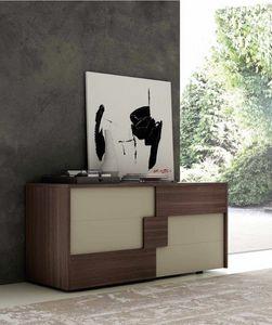 ALIANT cassettiera, Cassettiera dal design ricercato