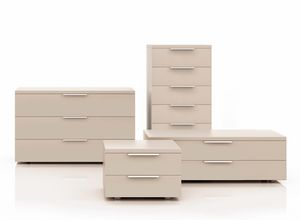 MATRIX cassettiera, Cassettiera dal design essenziale