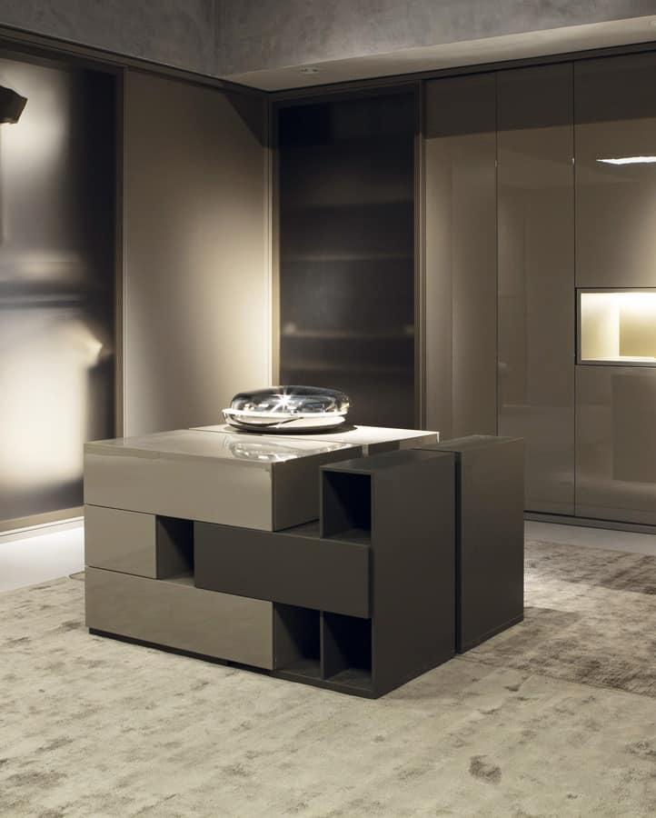 Com design con 2 parti complementari mobili idfdesign for Negozi mobili como