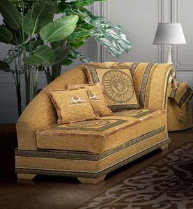 EMPORIO dormeuse, Elegante dormeuse classica