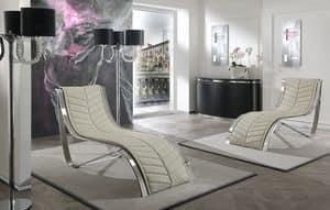 Immagine di Wave, chaise-longue-intagliata