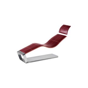 Panth�re, Chaise Lounge in Cuoio