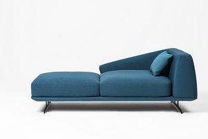 Trays, Elegante dormeuse ispirata al design anni 50