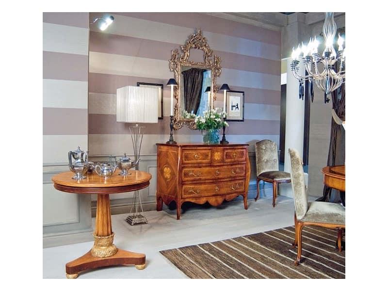 396 mobili in stile antico con cassetti villa idfdesign - Mobili classici di lusso ...