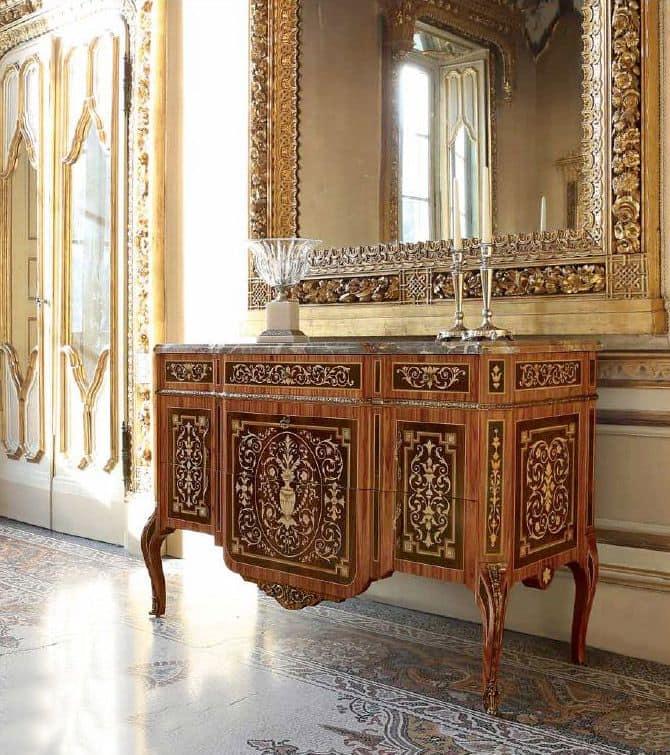 Com classico di lusso per ville idfdesign for Ville di legno di lusso