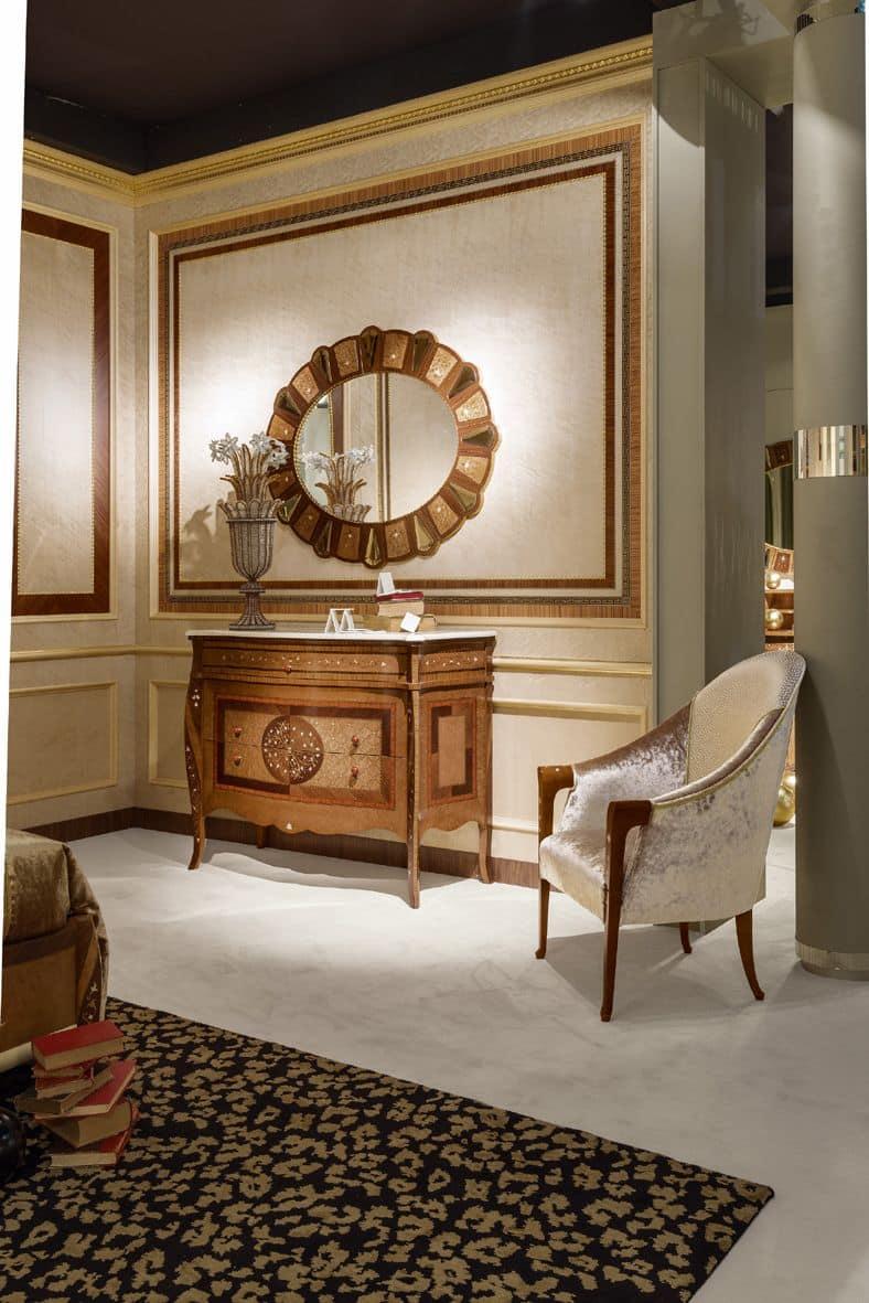 Mobili per soggiorno classico : mobili per soggiorno stile ...