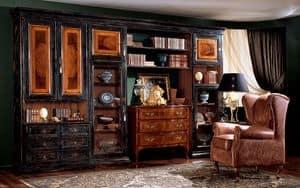 Display com� 822, Cassettiera classica per soggiorno