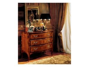 Gardenia com� 822, Com� classico di lusso per camera da letto
