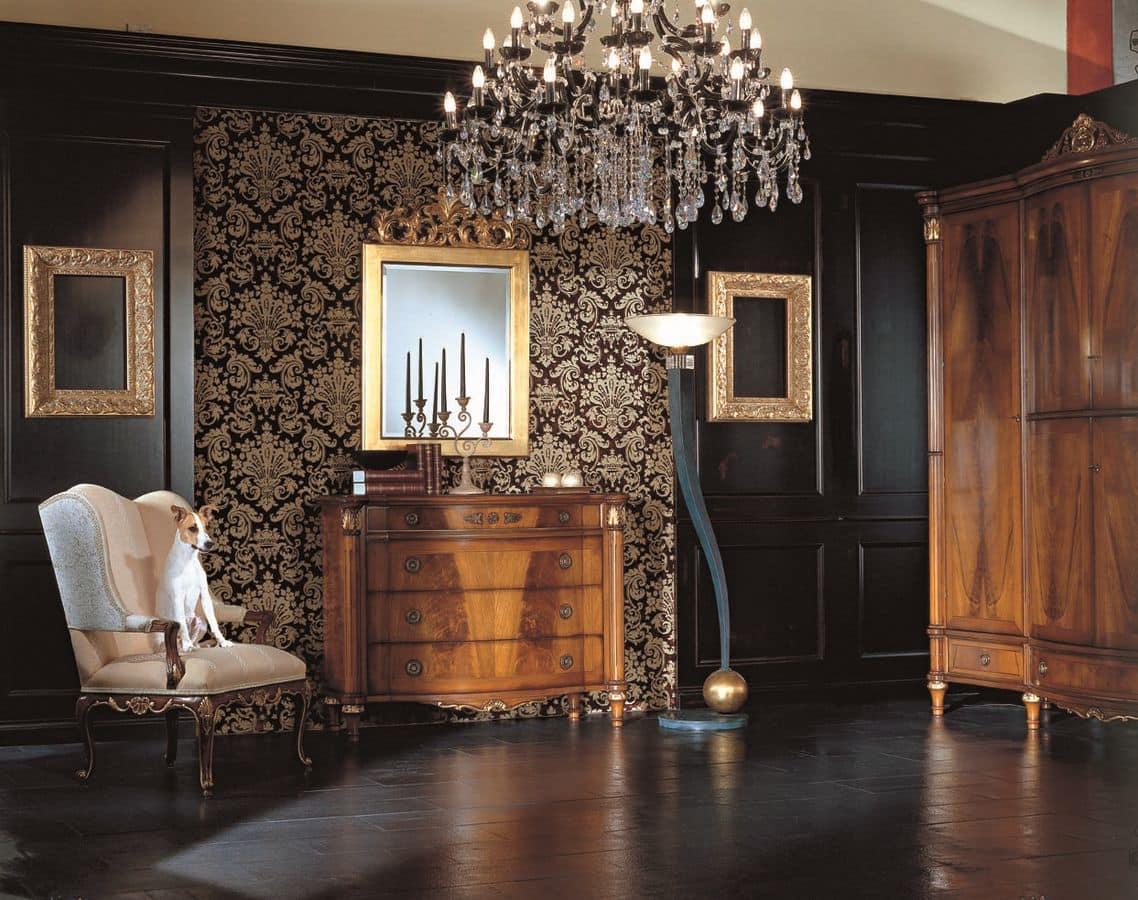 Stanze da letto classico contemporaneo classico o moderno for Camere da letto stile moderno contemporaneo