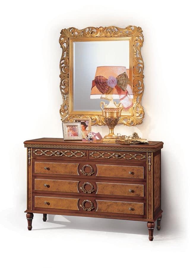 Arredamento camera com classico idfdesign for Arredamento classico lusso