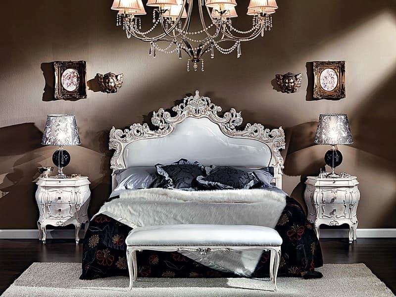 Camera Da Letto Barocco Moderno: Camera da letto stile barocco moderno ...