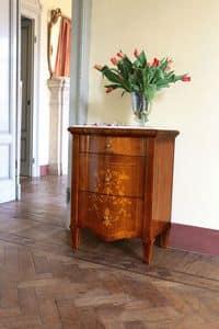 Immagine di Art. 108 Comodino, comodini-in-legno
