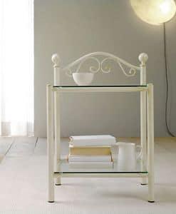 Immagine di Comodino Lina, mobili contenitori