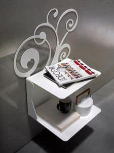Immagine di Fleur comodino, ideale per camere ospiti