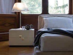 Immagine di Querini comodino, comodino decorato